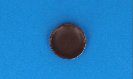 Cw0315 - Plato marrón