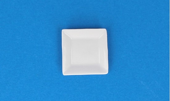 Cw0340 - Square plate
