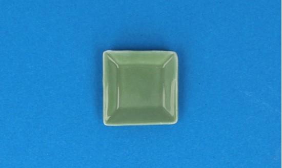 Cw0341 - Plato verde