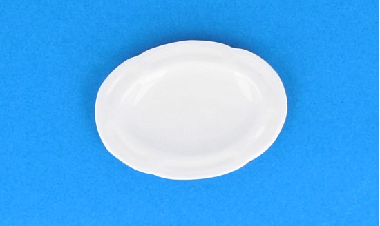 Cw0432 - Vassoio bianco