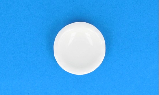 Cw0407 - Plato blanco