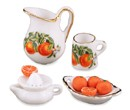 Re14698 - Set zumo de naranja