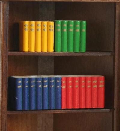 Tc0900 - Bloc de libros
