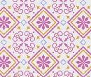 Tw2033 - Decorated wallpaper