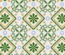Tw2034 - Decorated wallpaper