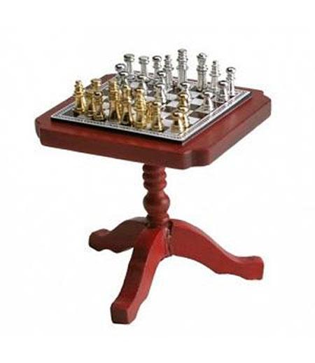 Mb0667 - Mesa de ajedrez