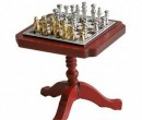 Mb0667 - Chess Table
