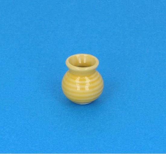 Cw1035 - Jarron amarillo