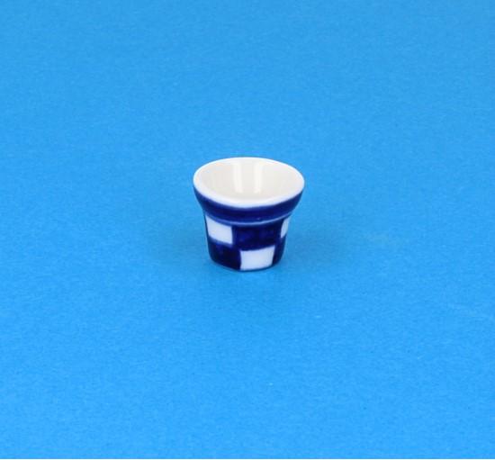 Tienda de casitas cw1601 maceta de porcelana - Macetas de porcelana ...