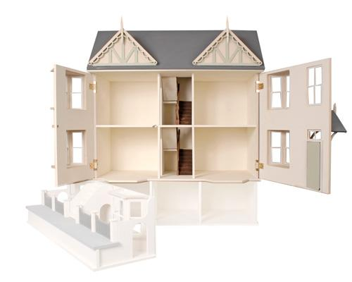 Eurominiatures dw004 cedars house kit for Couch 700 euro