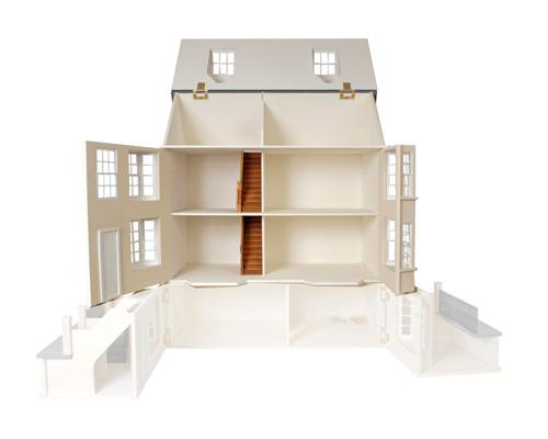 Eurominiatures dw007 grove house kit for Couch 700 euro