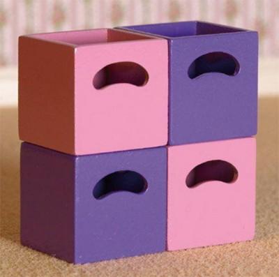 Mb0574 - Cuatro cajas