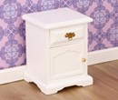 Mb0610 - White nightstand