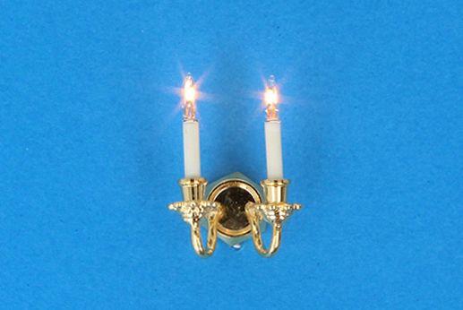 Lp0143 - Lamp 2 long candles