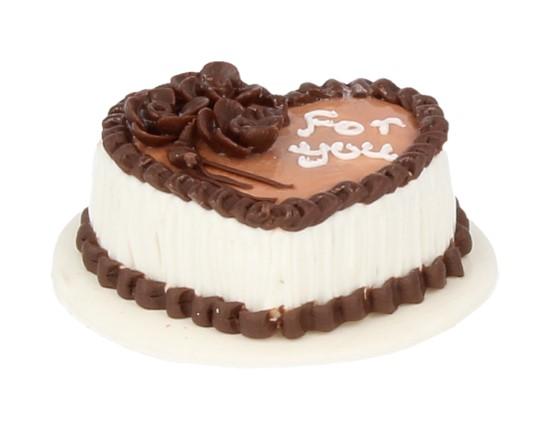 Sm0318 - Heart of Chocolate Cake