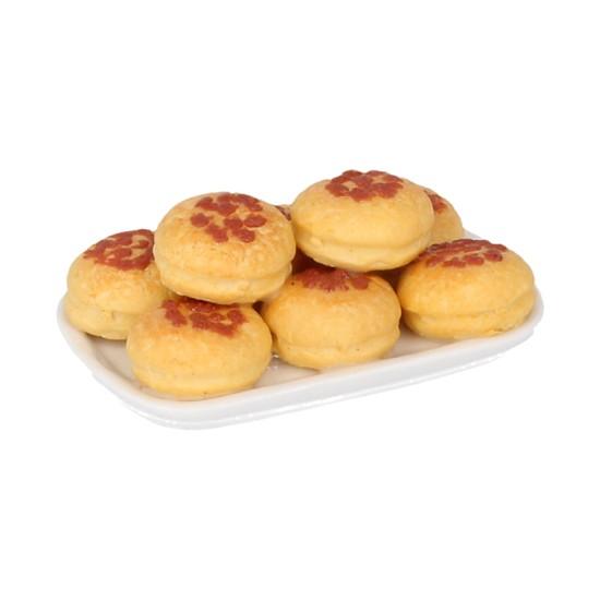 Sm2502 - Bandeja con pan