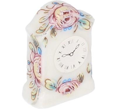 Tc0048 - Reloj de porcelana