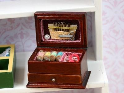 Tc1592 - Caja de costura