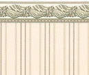 Br1011 - Wallpaper with brown border