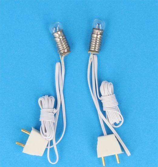 Sl8109 - Bombillas redondas con casquillo y cable