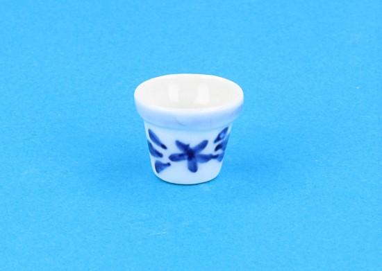 Cw1608 - Pot en porcelaine