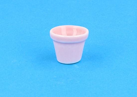 Cw1613 - Maceta de porcelana