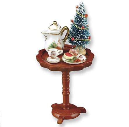Re18584 - Mesita decoración navidad