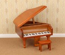 Mb0644 - Piano with Stool