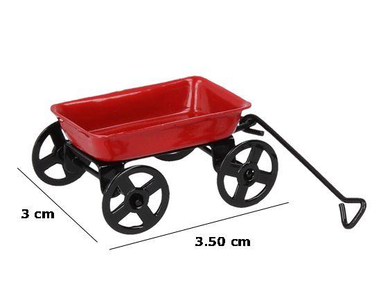 Tc0029 - Carretilla roja