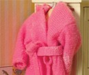 Tc2231 - Pink Bathrobe