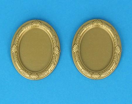 Tc2256 - Dos marcos ovalados