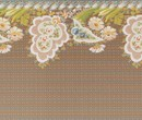 Wm35571 - Decorated wallpaper