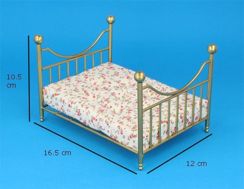 Mb0561 - Cama de metal