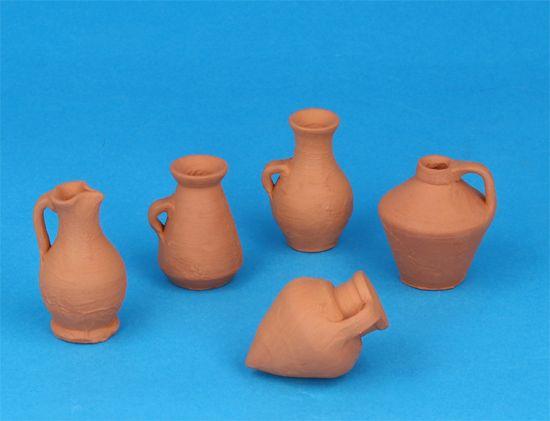 mk4002 - Surtido de 5 piezas ceramicas