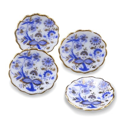 Re13535 - Four plates