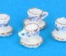 Re13545 - Vier Tassen