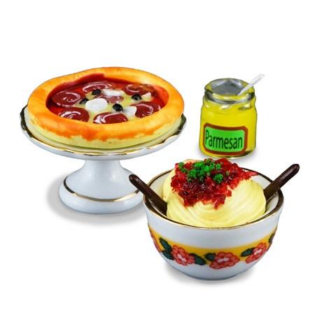 Re14455 - Pizza y pasta