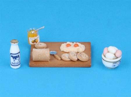 Re14776 - Butter set