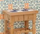 Re17642 - Table avec tesselles