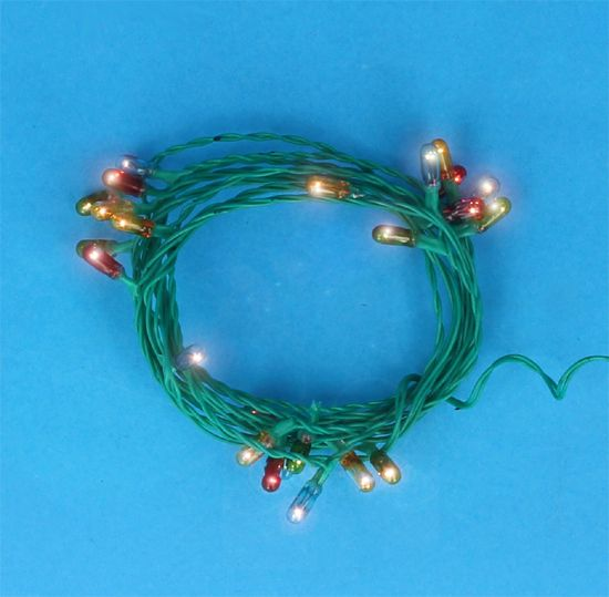 Tc0754 - Luces de colores