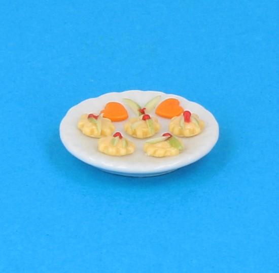 Sm3038 - Plato de comida