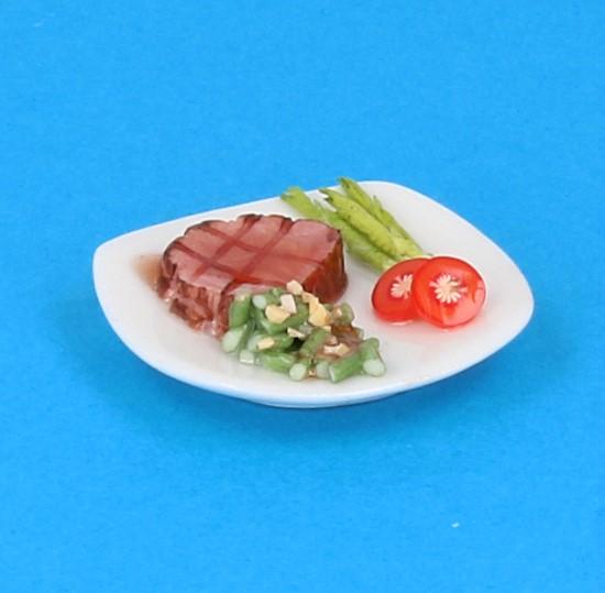Sm3073 - Plato de comida