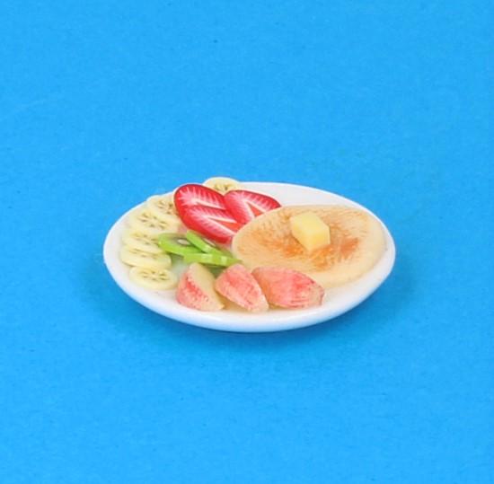 Sm3077 - Plato de comida