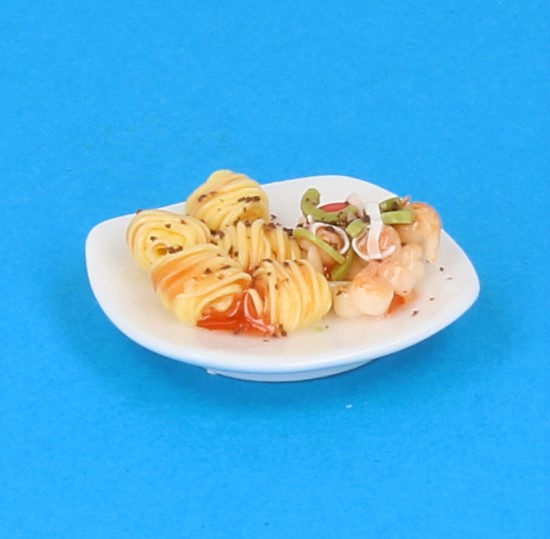 Sm3043 - Plato de comida