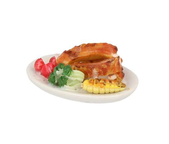 Tc0518 - Plato de comida