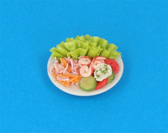 Tc0547 - Plato de comida