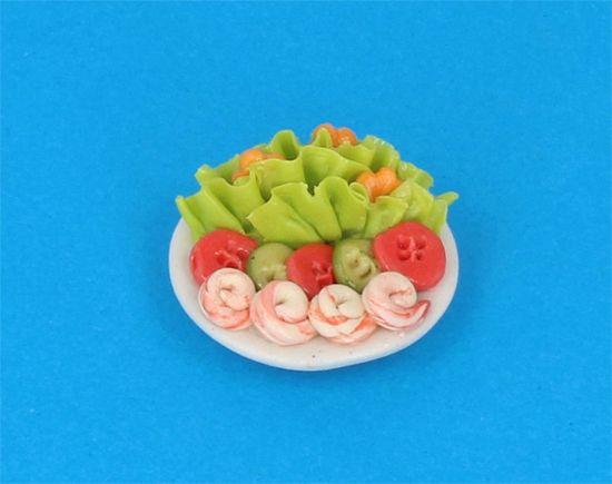 Tc0563 - Plato de comida