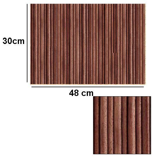 Oc25023 - Carta di legno
