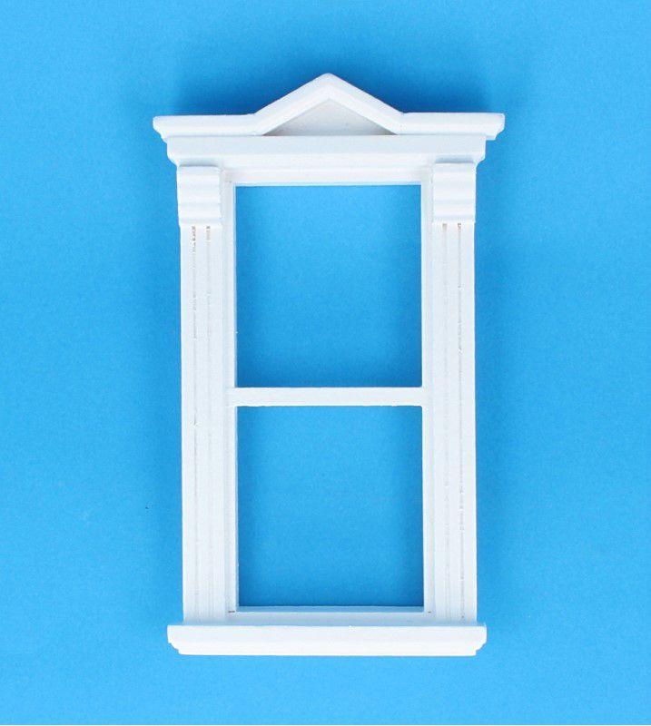 Cp0009 - White Window