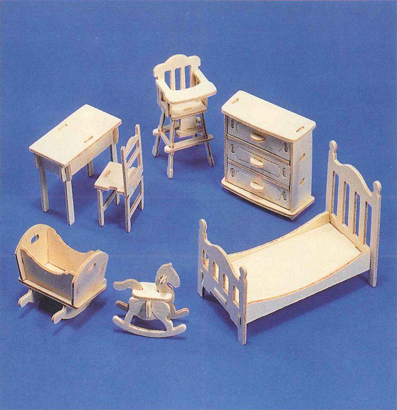 Imp851 - Dormitorio infantil en kit
